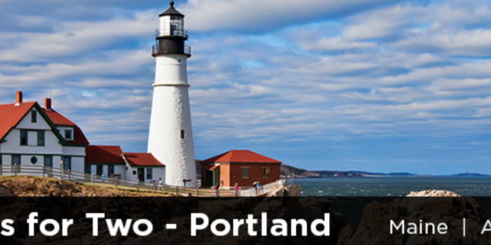 August 18-19, 2017 Portland, Maine